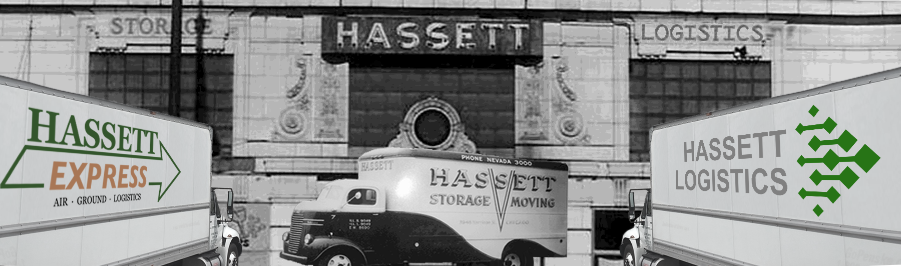 Hassett's Truck Fleet Over the Years