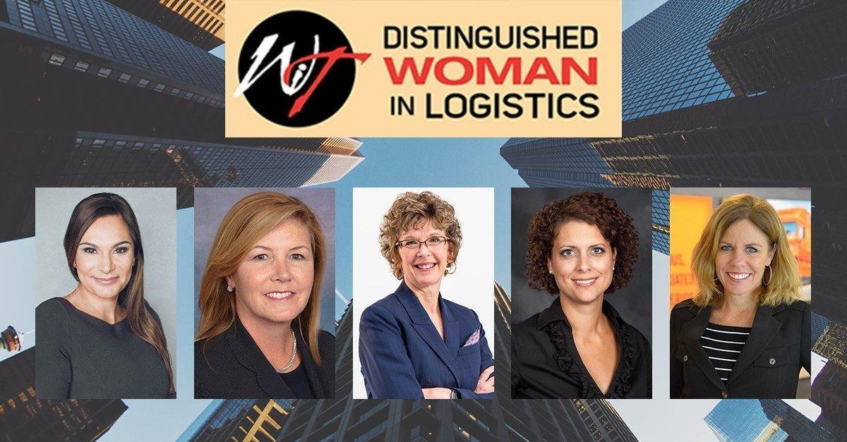 Distinguished Woman in Logistics