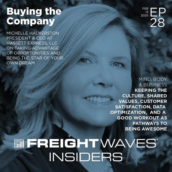 Michelle FreightWaves Insiders